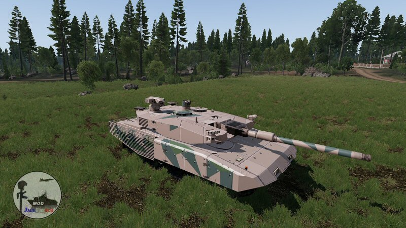 new camo french