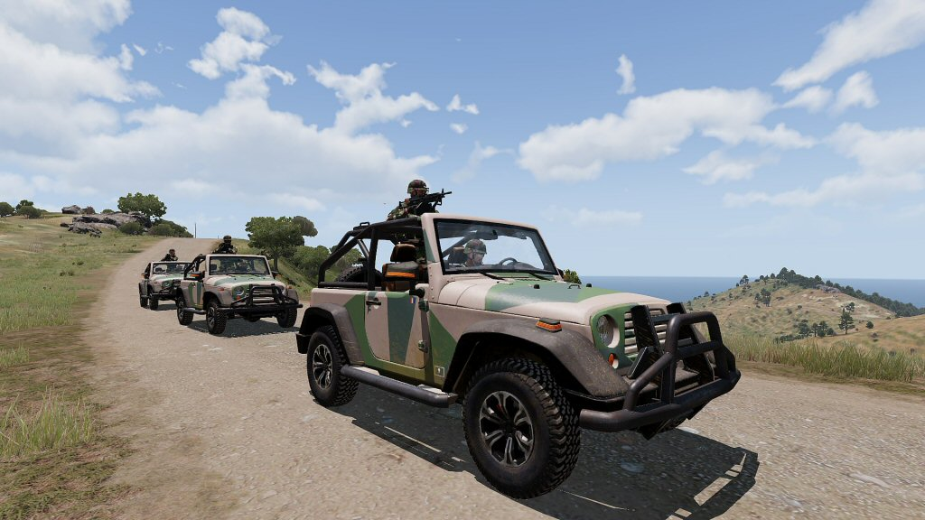 jeep new camo french